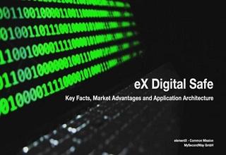 elementX Digital Safe